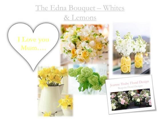 Edna bouquet