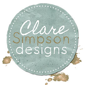 clare simpson - logo - final design