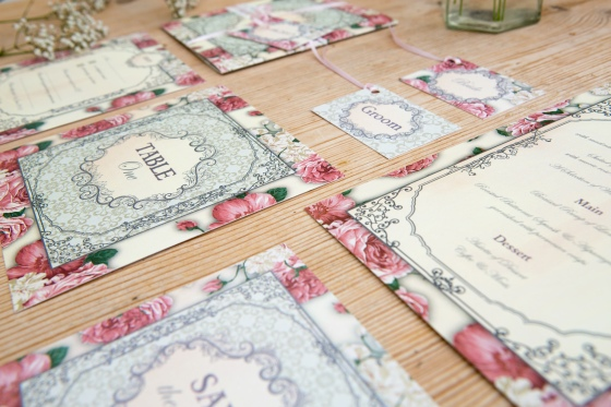 Victorian Tea Rooms Collection