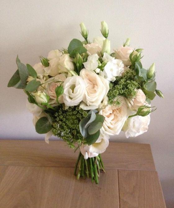 claire bridal bouquet